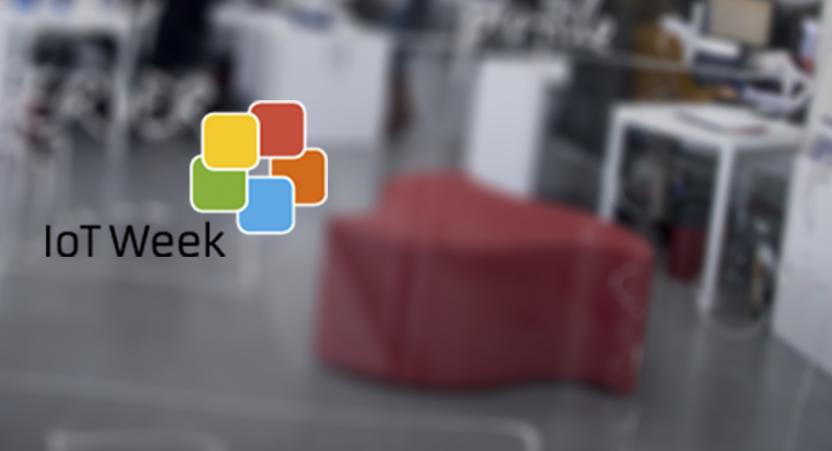 IoTWeek - Gradiant Centro Tecnológico TIC - Internet de las Cosas