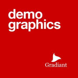 Demographics Gradiant - Herramienta análisis perfil demográfico target publicidad