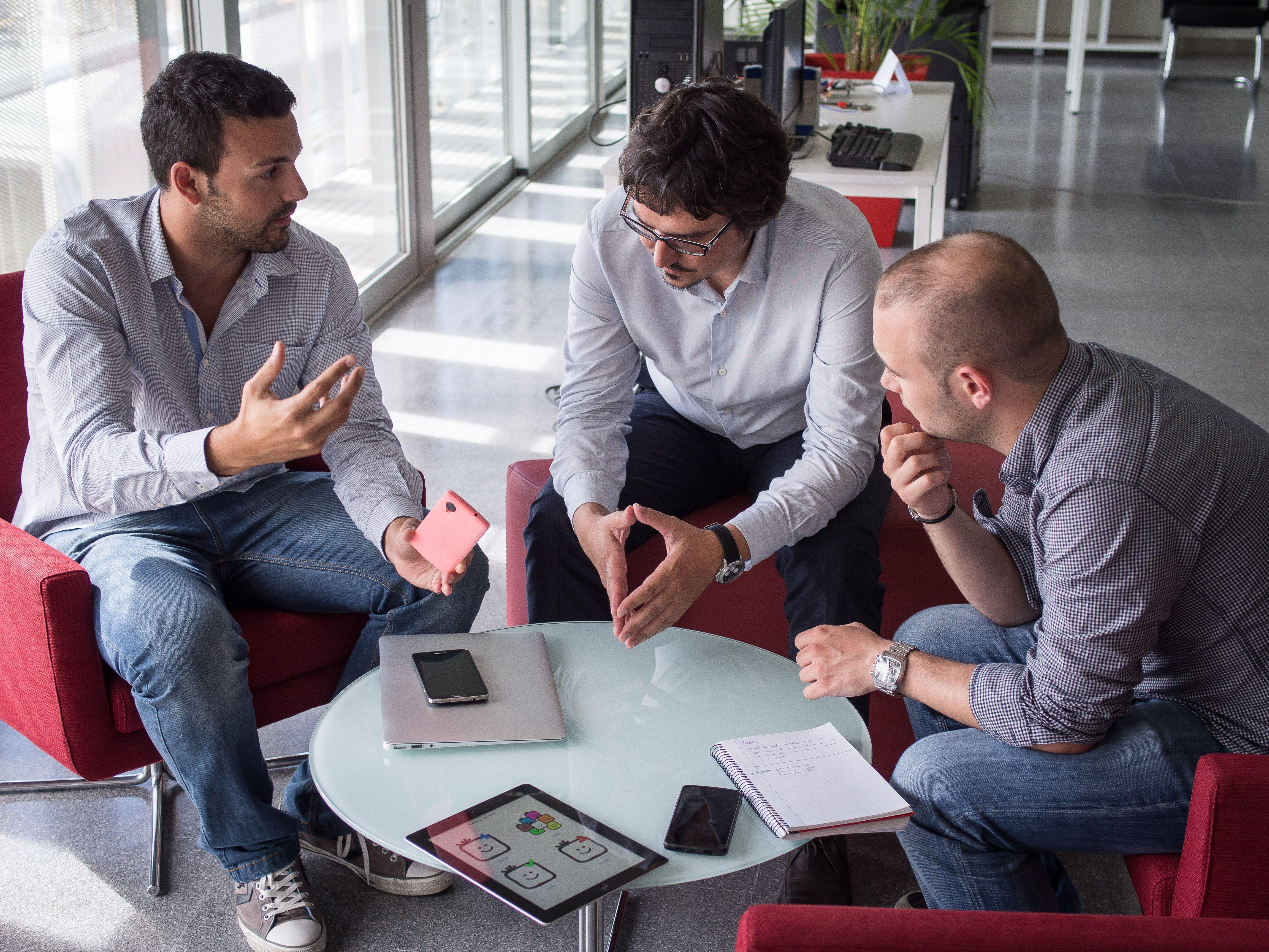 Gradiant - Empleo TIC - Telecomunicaciones