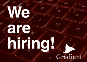 Gradiant - Ofertas de Empleo - Buscamos talento