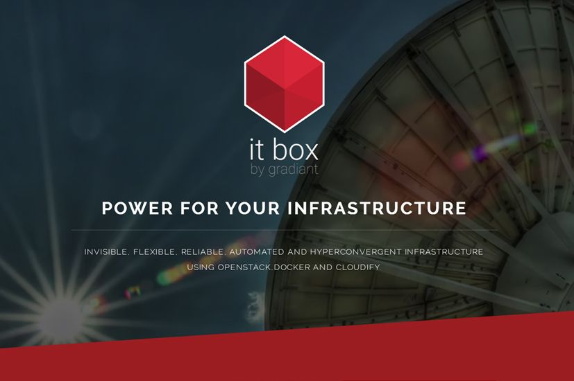 IT Box - Gradiant - Cloud Galicia