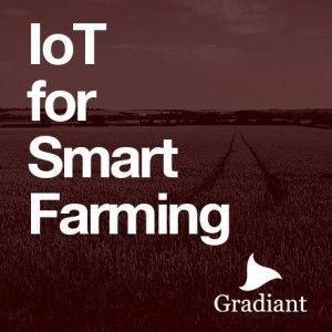 Gradiant - IoT - Smart Farming - Agricultura inteligente Galicia