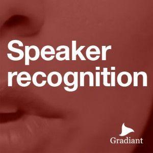 Gradiant Voice - Biometría de reconocimiento de voz