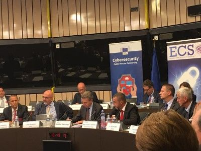Europa Ciberseguridad - ECSO - Gradiant