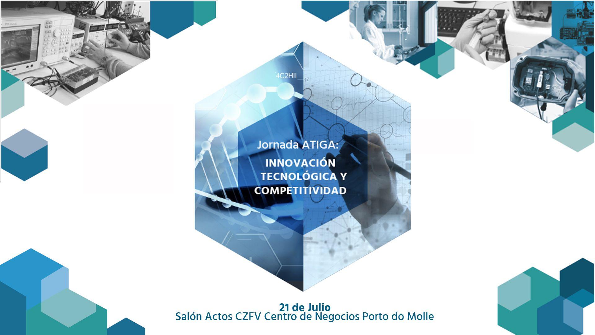Jornada ATIGA: Innovación Tecnológica y Competitividad - CZFV