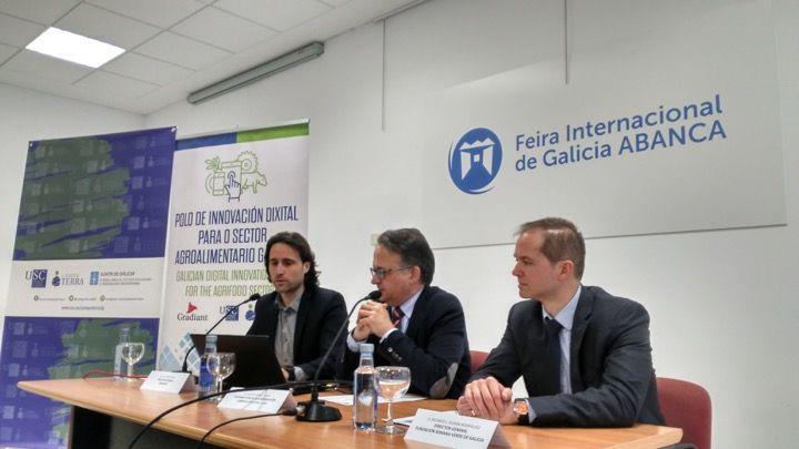 Smart Farming Galicia - Gradiant - Agricultura inteligente