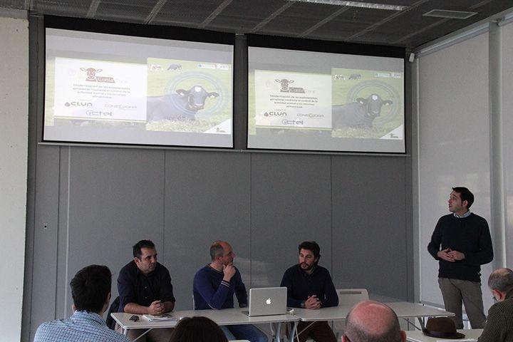Presentación de CattleCare en el Centro Tecnológico TIC Gradiant