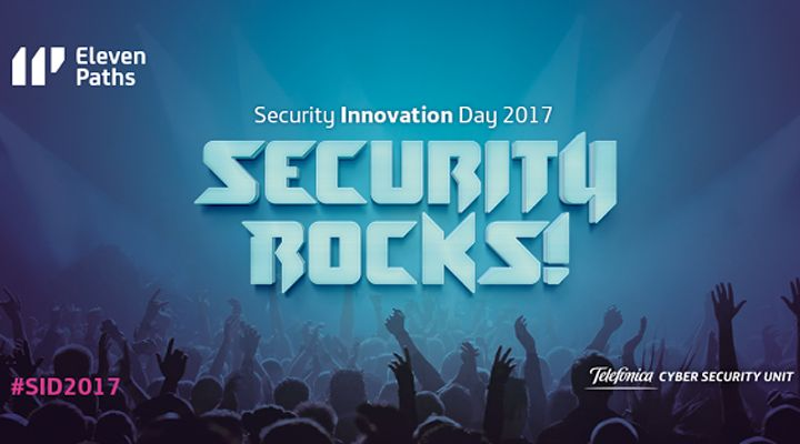 Security Innovation Day 2017 - Eleven Paths - Gradiant