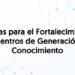 Gradiant, beneficiario de las Ayudas para el Fortalecimiento de Centros de Generación de Conocimiento